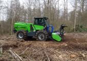 Обслуживание лесных территорий
