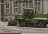 Петербург борется с непогодой