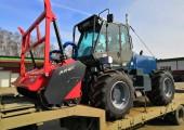 Отгрузка лесного измельчительного комплекса MM180B заказчику в Нижегородскую область