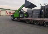 TF35.7-100EE в комплектации с ковшом 2500 л, отгружен дилеру в Мордовию.
