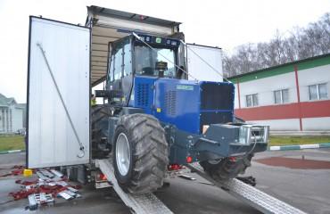 Поступление 2 единиц TRE EMME MM180B для клиента в Московской области.
