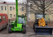 Поступление P27.6EE на склад в Санкт-Петербурге.