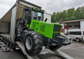 Очередная поставка лесного комплекса TRE EMME MM180B без мульчерной навески.
