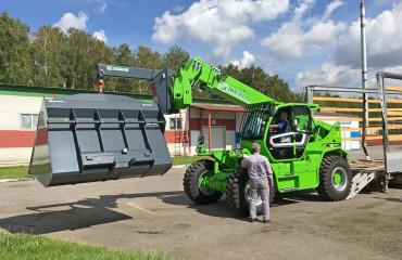 PANORAMIC P120.10HM отгружен дилеру в Ростовскую область.
