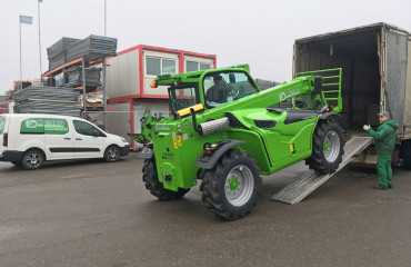 TF42.7-100 EE отгружен клиенту в Оренбург.