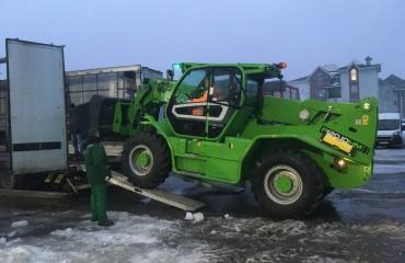 Новая поставка PANORAMIC P120.10HM. Отличный помощник на строительной площадке и в промышленности!