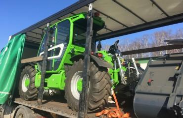Настоящие агроуниверсалы прибыли на наш склад. MULTIFARMER MF40.9CS. 2 единицы.